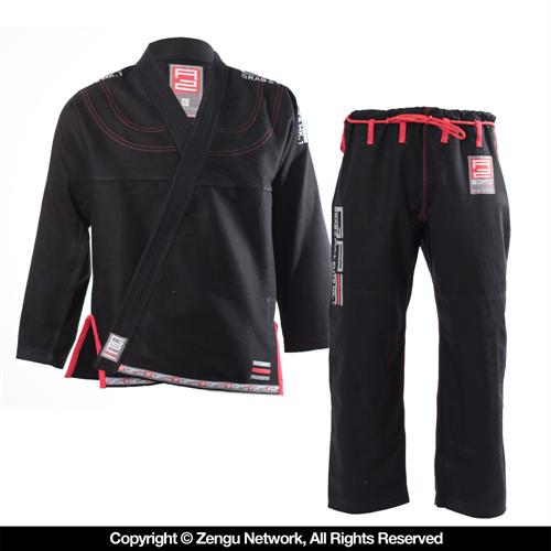 Grab and Pull Grab and Pull Elite Black Jiu Jitsu Gi